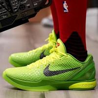 Sepatu Basket Nike Kobe 6 Protro Grinch