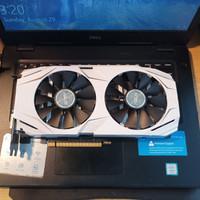 Asus GeForce GTX 1060 6GB DDR5 Dual fan White not rx rtx