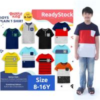 Baju Kaos Anak Laki-laki Teen Remaja Junior Teenager Laki-laki