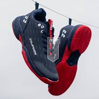 Sepatu Pria Sport Running Olahraga Badminton Model Terbaru - Navy, 39