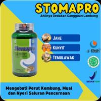 Obat Herbal Stomapro Mengobati Maag Asam Lambung Infeksi Usus