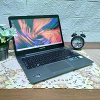 Laptop SAMSUNG ULTRABOOk i5 RAM 4GB HDD 500GB bekas second
