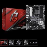 ASRock B550 Phantom Gaming 4 Supports AMD AM4 Socket Ryzen