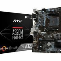 MSI A320M PRO-M2 AM4