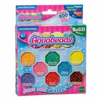 Aquabeads Mainan Edukasi Aquabeads Jewel Bead Pack Refill