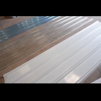 fiberglass atap spandek transparan bening tebal 1mm