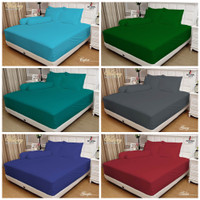 Vallery - Bed Cover King T.30 POLOS EMBOS Jacguard / Aloe Vera PILIHAN