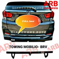 TOWING BAR ARB PENGAMAN BEMPER BELAKANG MOBILIO