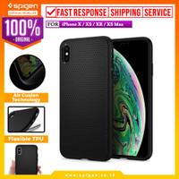 iPhone XS Max / XS / X / XR Case Spigen Pattern Softcase Liquid Air