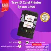 Tray ID Card Epson L800 L805 Tatakan Kartu Nama Printer T60 L850 R290