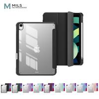 MILS Acrylic Glass Transparent Clear Case iPad 7 8 Mini 5 Pro 11 Air 4