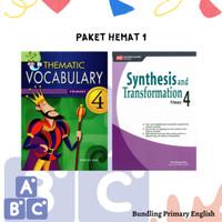 Paket Bundling Buku Latihan Tambahan / Assesstment (P4 English)
