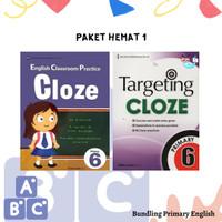 Paket Bundling Buku Latihan Tambahan / Assesstment (P6 English)