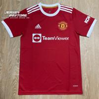 Jersey Baju Bola Grade Ori Manchester United/MU Home 2021/2022