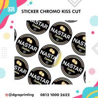 Cetak Sticker Label Chromo