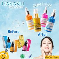 Hanasui Serum Gold Whitening Vitamin C Collagen Anti Acne BPOM