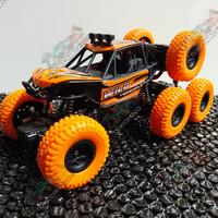 RC CRAWLER 4WD, Mobil Remote Offroad Jeep 8 Ban model Terbaru