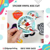 Sticker Label Vinyil