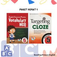 Paket Bundling Buku Latihan Tambahan / Assesstment (P5 English)