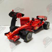 RC Formula 1 / F1 Besar skala 1:12 High speed, 2,4 ghz, Mobil balap