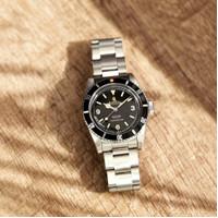 Bape Classic Type 1 Bapex Silver Black Watch Limited Rare Item