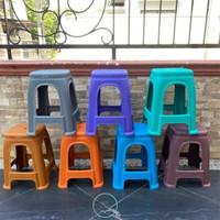 Kursi Bakso Plastik Rotan / Bangku Plastik / Kursi baso