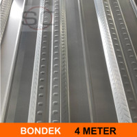 Bondek 4 Meter Bondeck / Floordeck Cor
