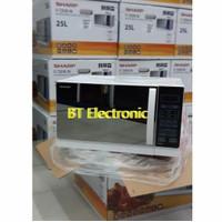 Microwave SHARP R-728 IN / SHARP R728 S/W/B Grill 25 Liter 1000w