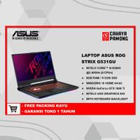 Asus ROG STRIX GL531GU core i5-9300H 8/512 SSD Nvidia GTX 1660 Ti