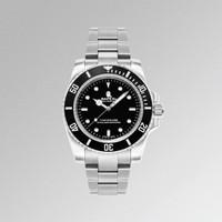 Bape Type 1 Bapex Watch Silver Black Limited Rare Item