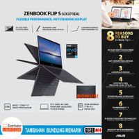 ASUS ZENBOOK FLIP S UX371EA HL701TS i7-1165G7 16GB 1TB W10+OHS OLED