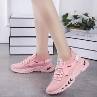 Sepatu Wanita Jogging Sepatu Cewek Lari Sepatu Jogging Casual Trendy