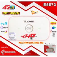 MODEM ONLY - Huawei E5573 Modem Mifi 4G LTE Unlock Version Router