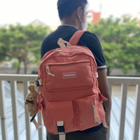 Joshee Tas Ransel wanita backpack wanita backpack pria X9035