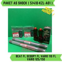 PAKET AS SHOCK (Honda Beat Fi, Scoopy Fi, Vario 110 Fi, Vario 125/150)
