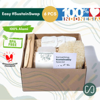 Sustaination Hampers 1st #SustainSwap - Ulang Tahun & Wisuda (6pcs)