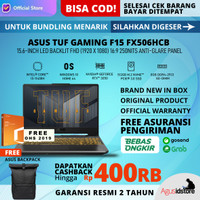 ASUS TUF Gaming F15 FX506HCB Core i5-11400H 8GB 512GB SSD RTX3050 W10