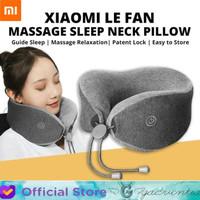 Xiaomi Mijia LF Neck Pillow Massage Bantal Leher Travel Pesawat