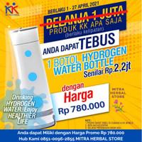 Promo HWB KK Hydrogen Water Botol Air Hidrogen
