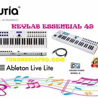Arturia KeyLab Essential 49 49-key Keyboard Controller