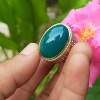 cincin batu bacan Doko majiko super 100%asli