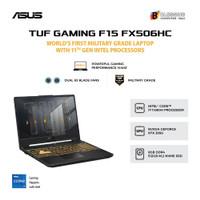 ASUS TUF FX506HC I735B6G-O Core i7 11800H 8GB 512GB RTX3050 4G W10 OHS