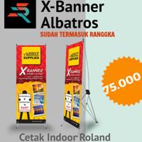 x banner albatros 60x160 murah