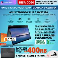 ASUS ZENBOOK FLIP S UX371EA Core i7-1165G7 16GB 1TB SSD 13.3 OLED W10