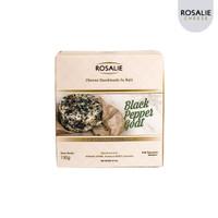 Rosalie Black Pepper Goat Cheese