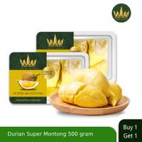 BUY 1 GET 1 King Fruit Durian Premium Super Montong Duren