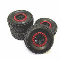 4 pcs ban mobil remote control rock crawler sparepart RC