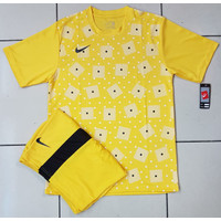 Stelan futsal MU 17-18 putih/kostum bola/jersey bola/baju bola