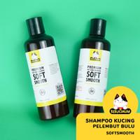 SOFT SMOOTH Premium Pet Care Shampoo Kucing Anjing Hewan 250 ml