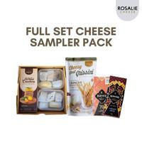 Full Set Cheese Sampler Pack